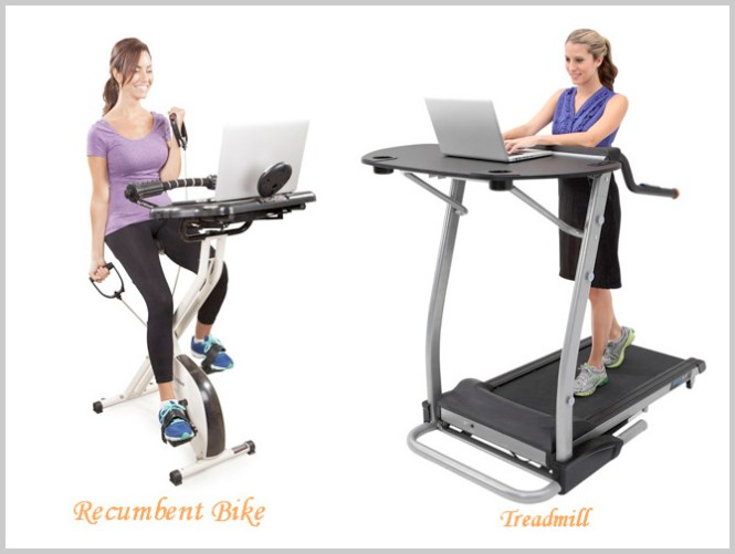 R Bike vs Treadmill