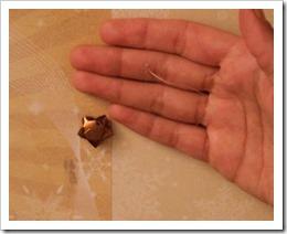 11_deco_noel_etoile_dore_papier_recup_chocolat
