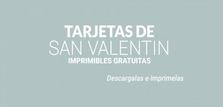 tarjetas de felicitacion san valentin