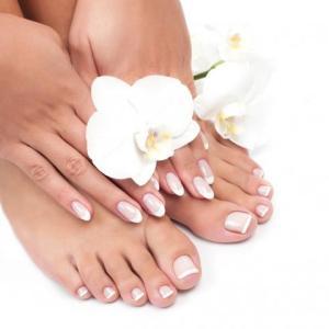 Cuidados estéticos de manos y pies