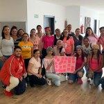Semana de apoyo a la lucha contra el cáncer de mama