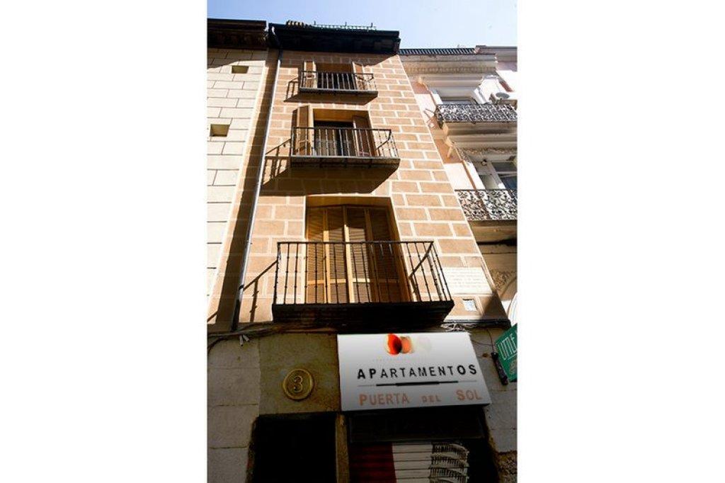 Apartamentos Puerta del Sol Madrid