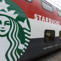 Starbucks prueba un nuevo modelo: cafeterías en trenes