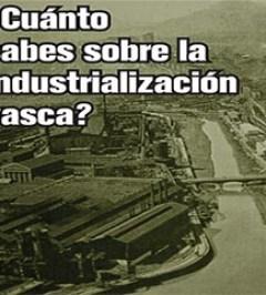 industrializacion vasca