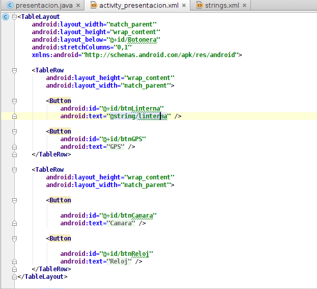 AndroidStudio_Table