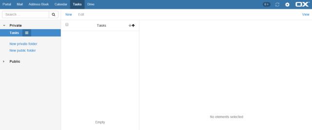 open xchange-tareas