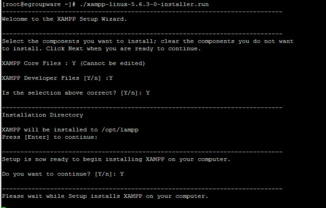XAMPP-instalacion