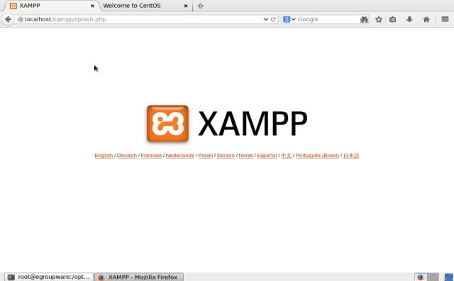 XAMPP-finalizando la configuracion