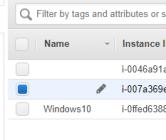Poner nombre al servidor AWS