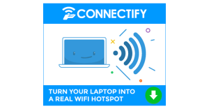 Connectify Hotspot Pro 2019 Crack + Patch Free Download