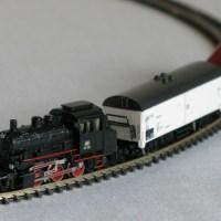 メルクリン蒸気機関車