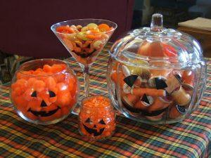 orange-craft-supply-halloween-decoration