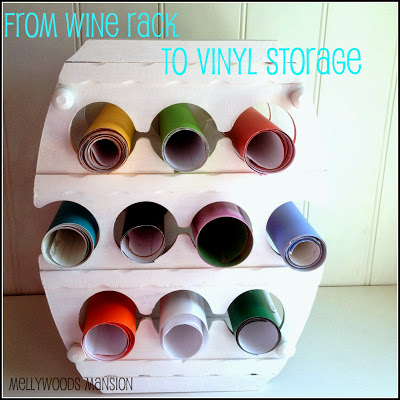 How to make a recycled paper roll holder