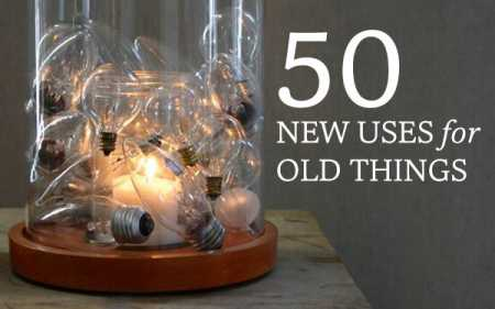 50 Great Recycled Ideas Recycled Crafts