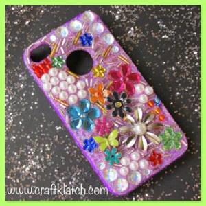 Phone case blogger