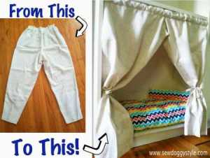 pant curtains