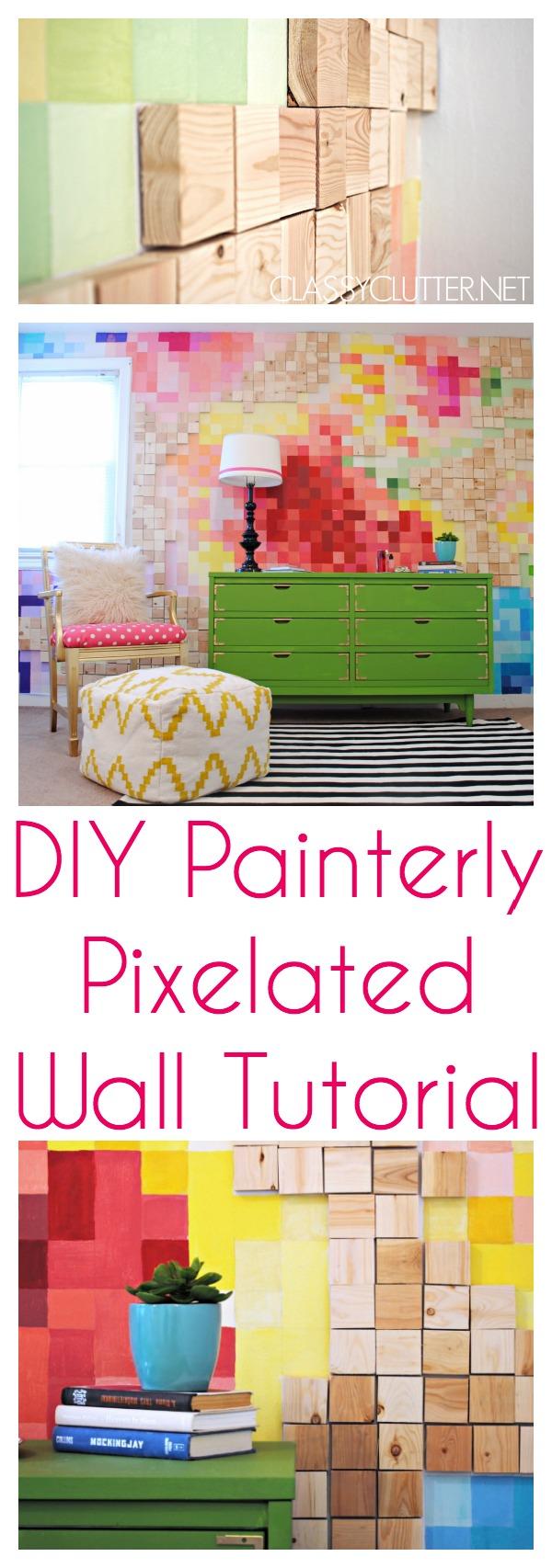 DIY-Painterly-Pixelated-Wall-Tutorial