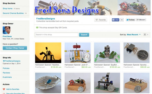 fred sena designs
