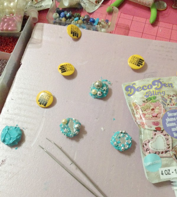 how to make decoden buttons