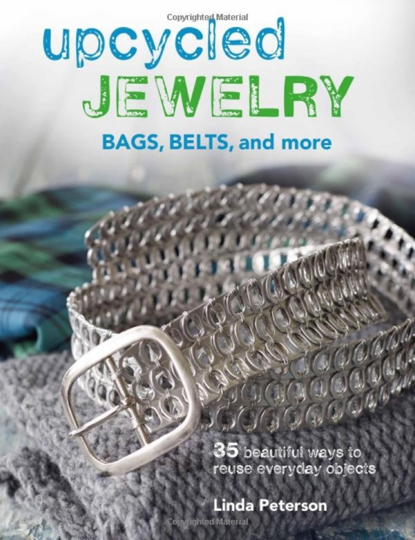 upcycled jewelry bags belts more