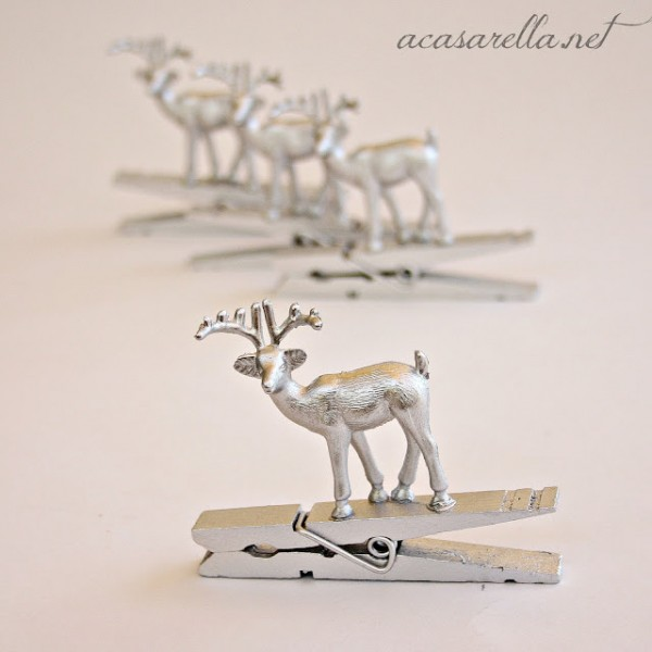 silver deer toppers with txt