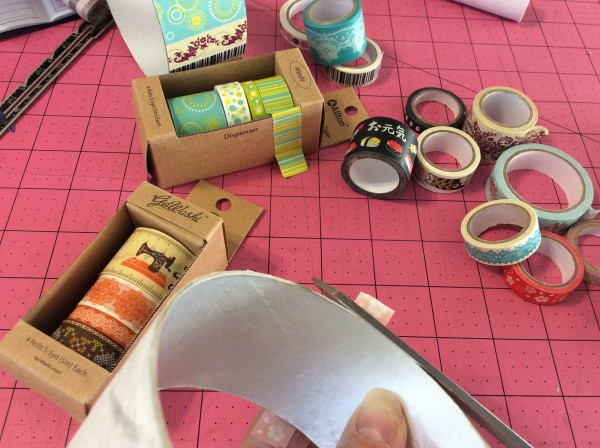 Go washi tape cutting tip