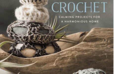 Giveaway- Feng Crochet: Calming Projects for A Harmonious Home