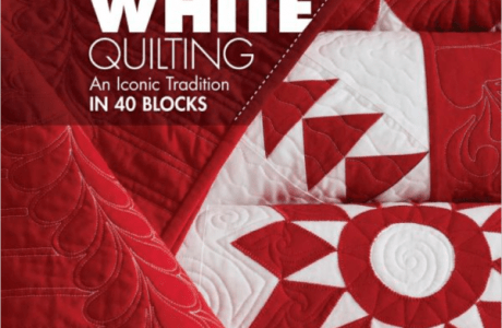 Giveaway- Red and White Quilting: An Iconic Tradition in 40 Blocks