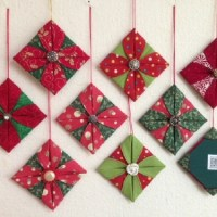 How to make origami ornaments