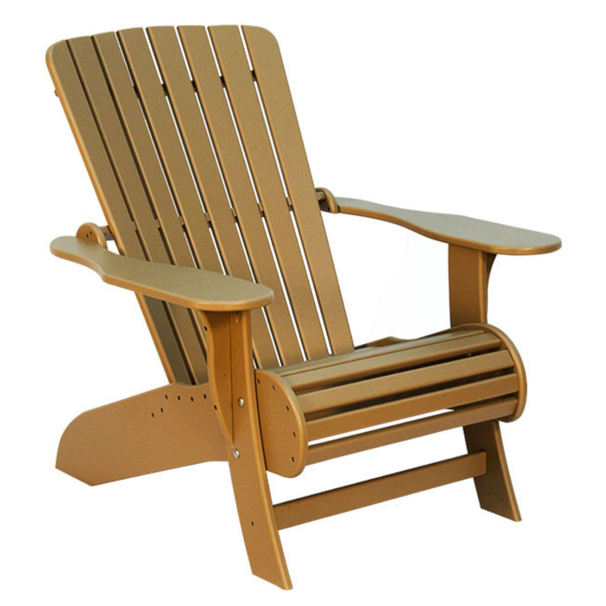 Highlander Muskoka Chair  Traditional Adirondack Chair