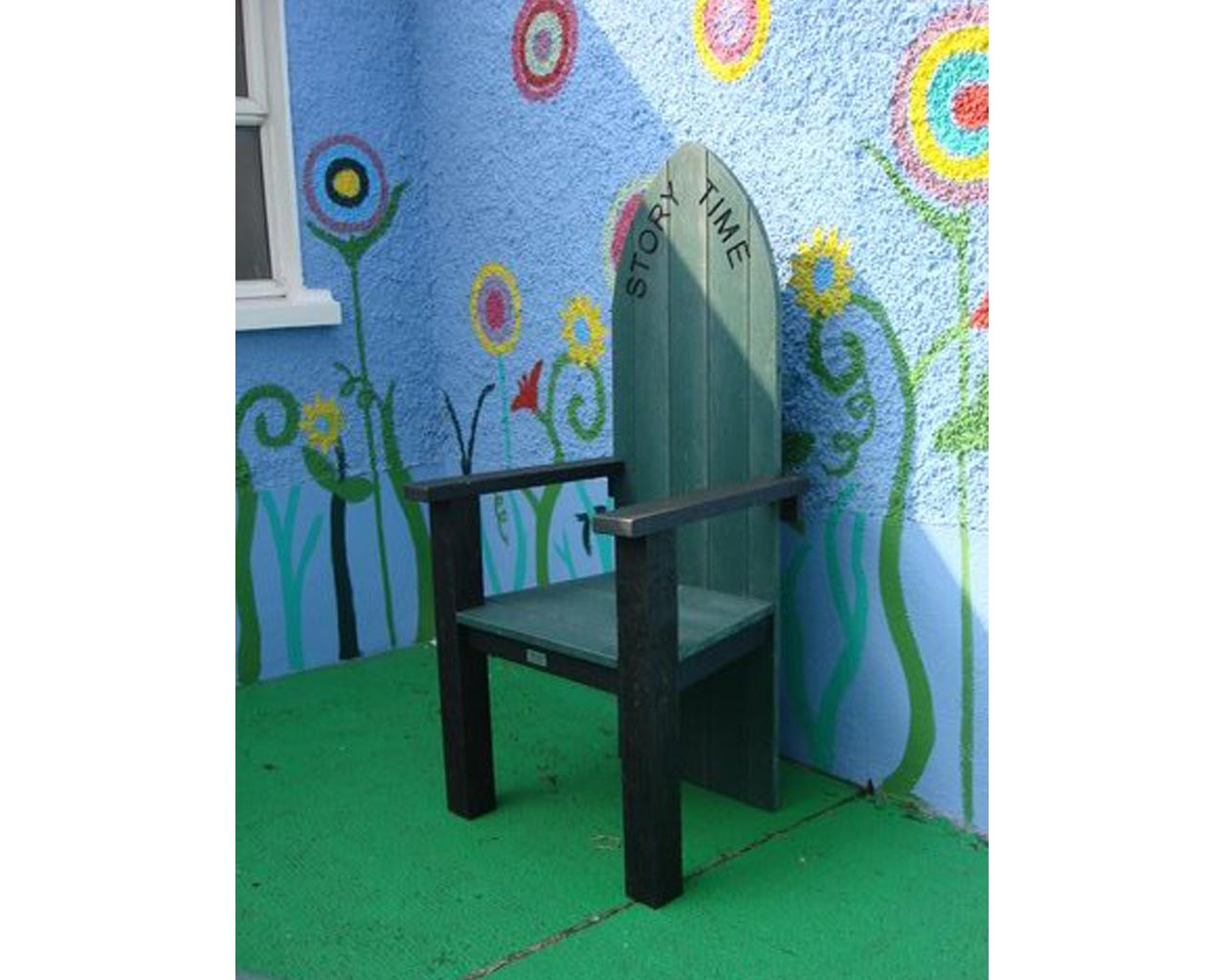 Storytime Chair Storytime Chair Murray S Recycled Plastic