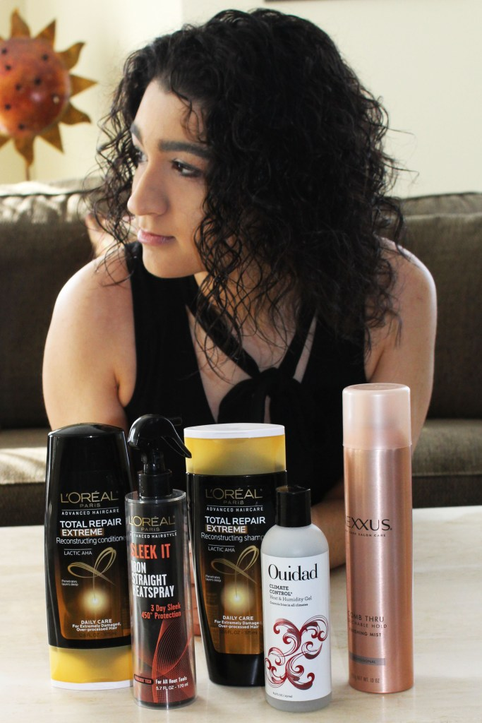 Being a Curly-Haired Girl in a Straight-Haired World