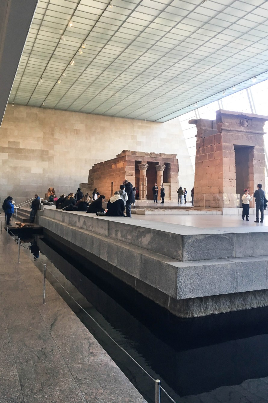 Spending The Day at the MET