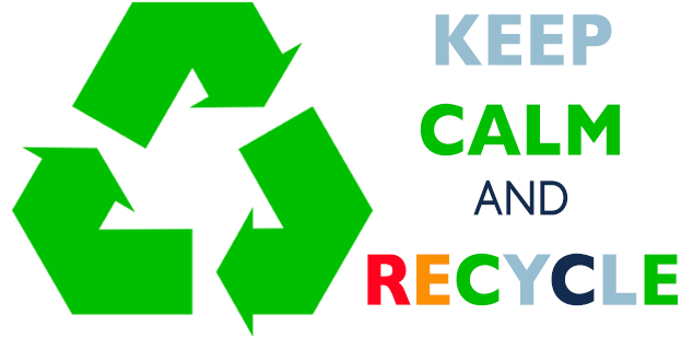 Image result for proud recycler
