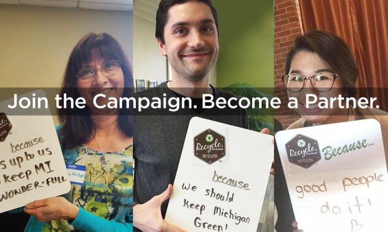 Join Recycle, MI