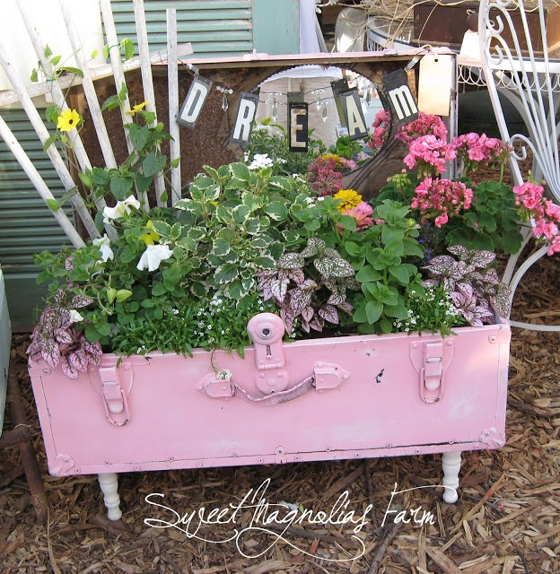 17 Upcycled Garden Ideas RecycleNation