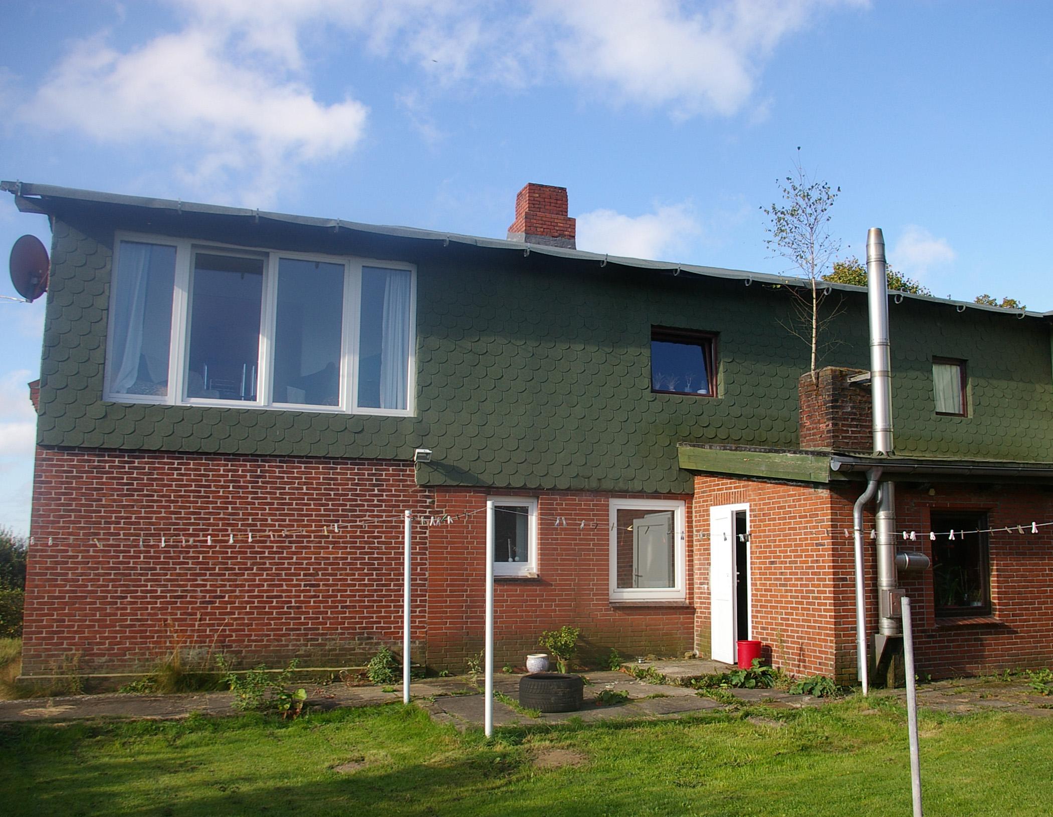 Eternit Fassade Neu Streichen Fassade Selber Streichen Haus