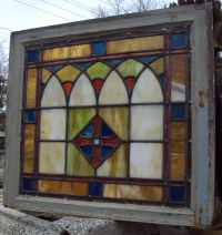 Stained Glass | Recycling the Past - Architectural Salvage