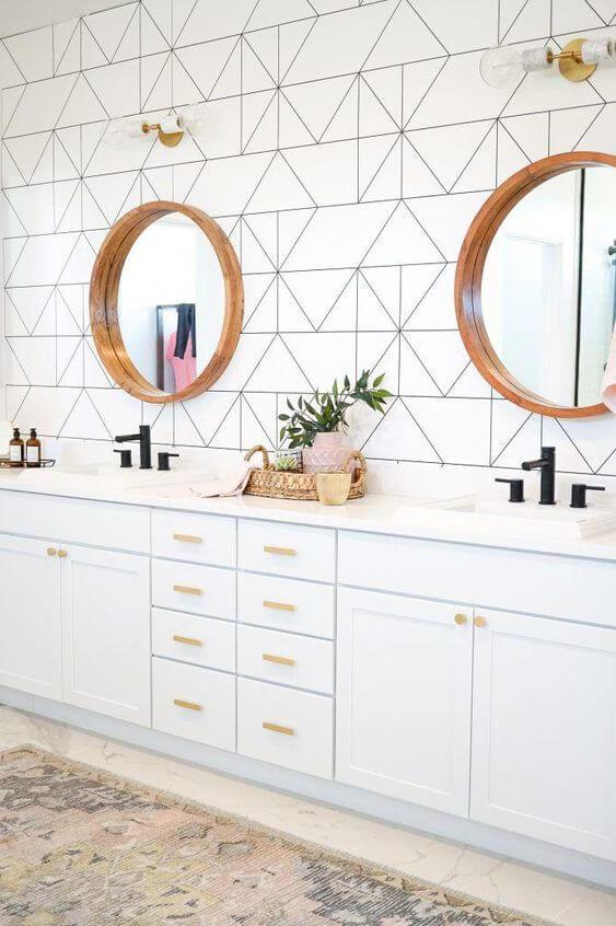 Bathroom Decor Mirrors