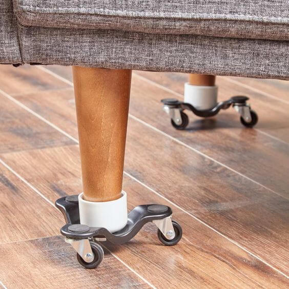 DIY Furniture Movers