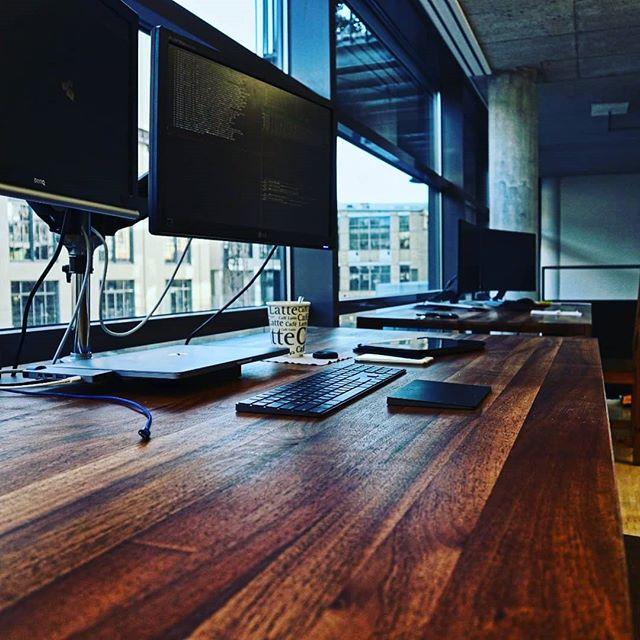 workspace interior