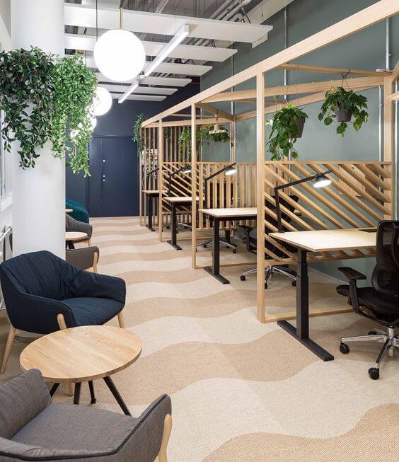 Office Workspace Design