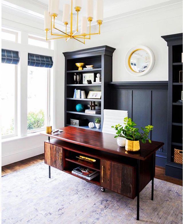 Office style desk design