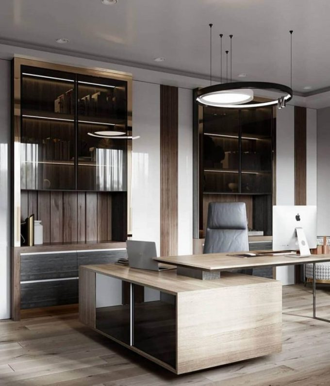 Creative Office Space Design luxury