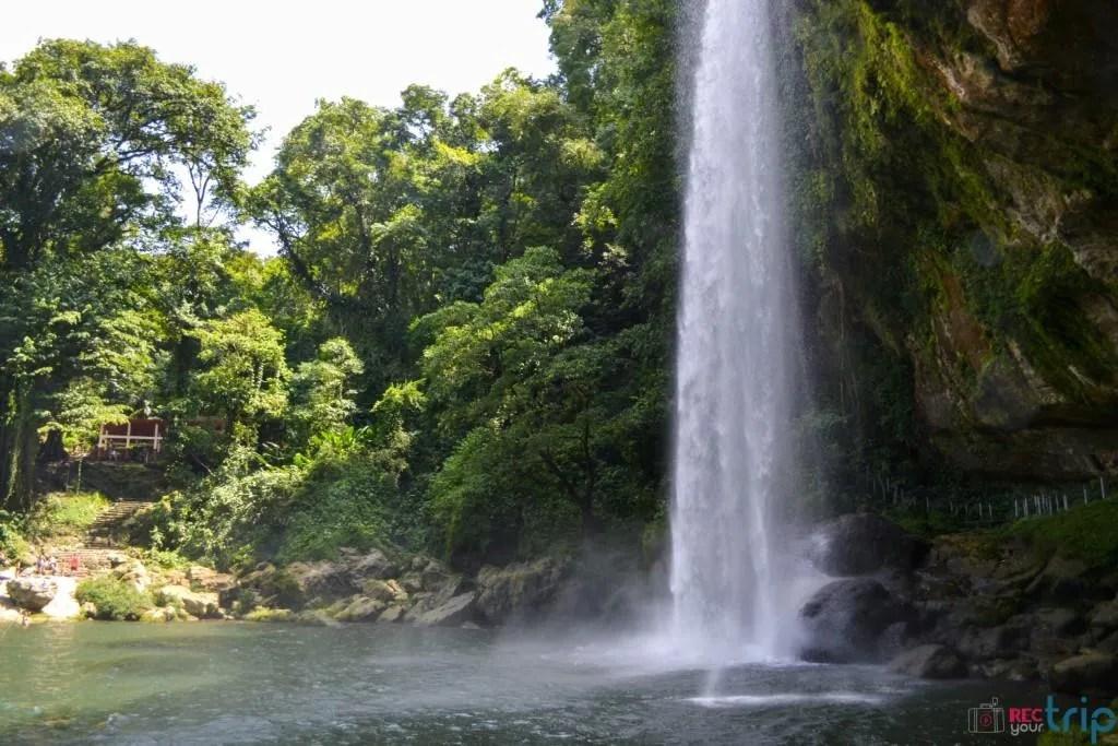 Le Cascate di Agua Azul e Misol H in Messico  RecYourTrip