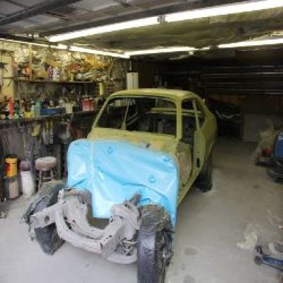 Help A Soldier Restore His Car