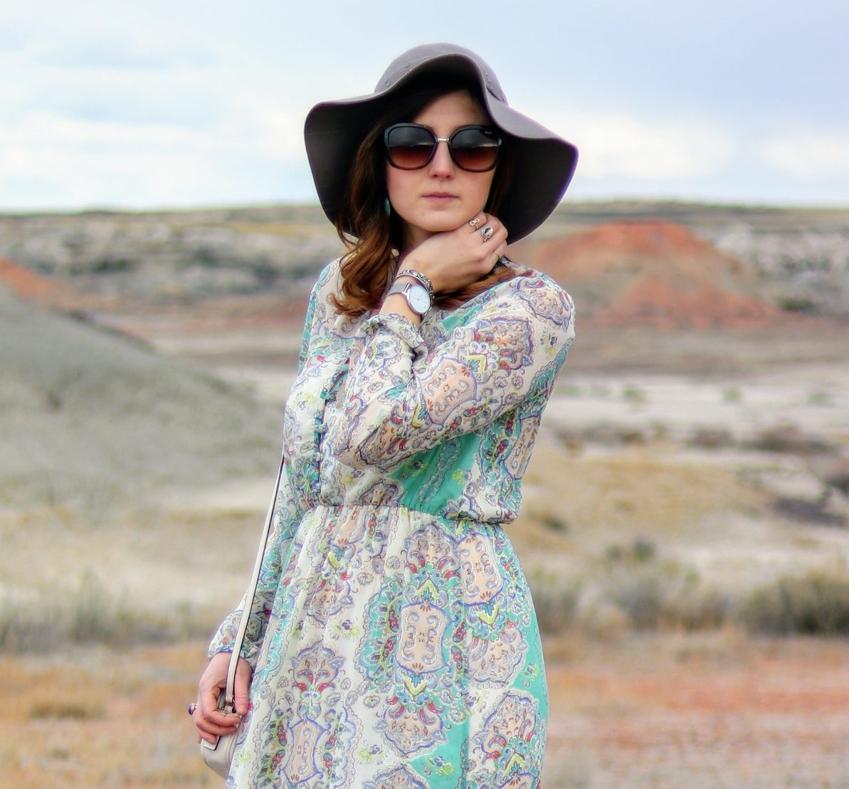 Dreamy Desert Dress