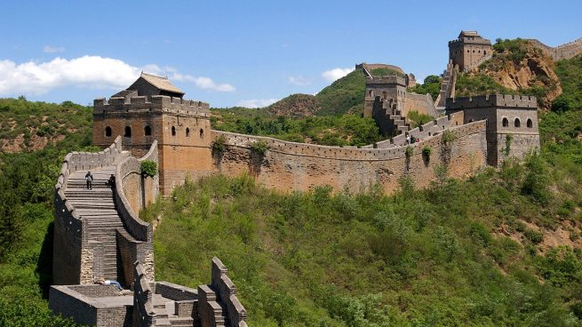 Datos Interesantes Sobre La Gran Muralla China