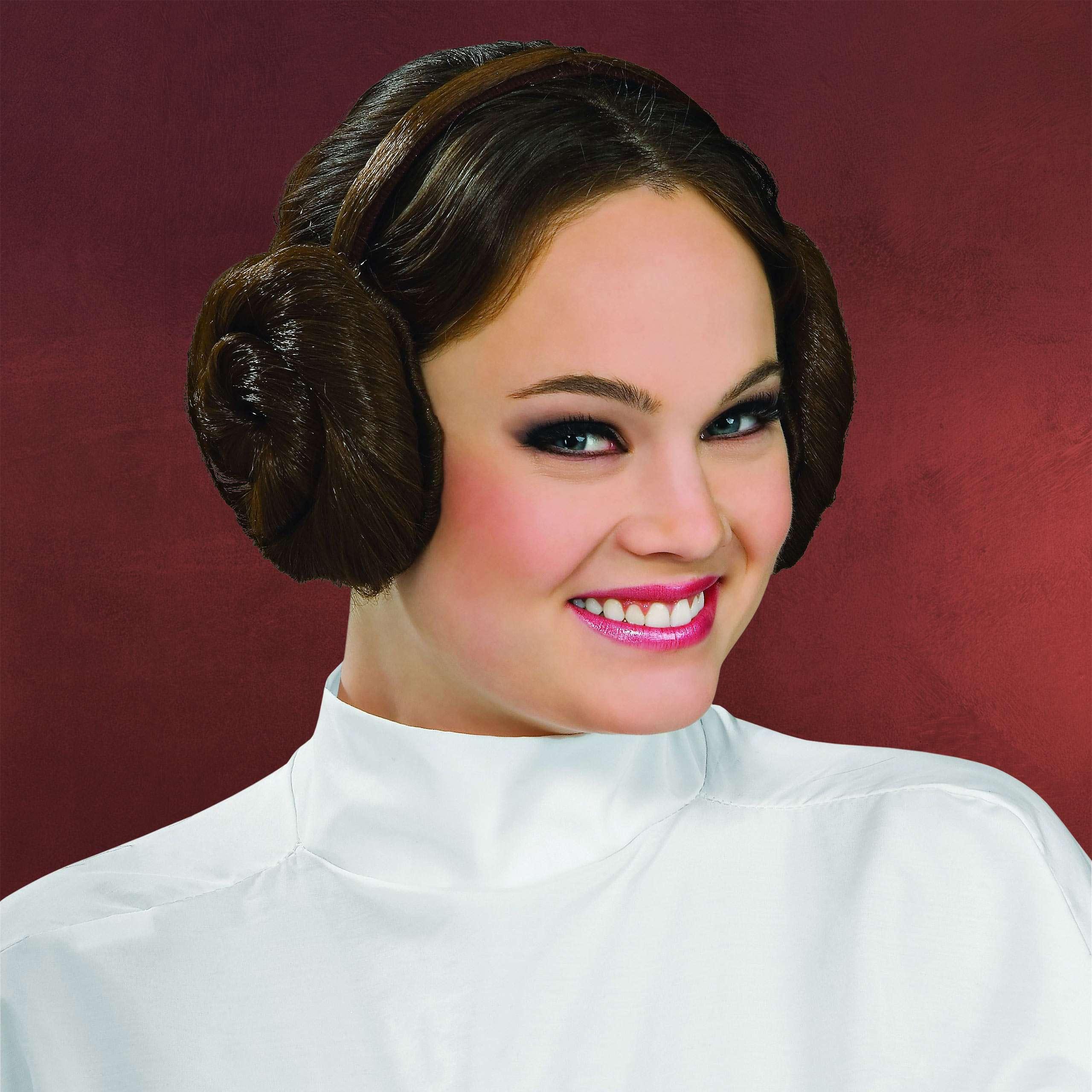 Star Wars Prinzessin Leia Frisuren Haarreif Elbenwald