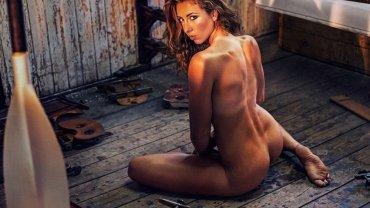 deportistas profesionales sexys y al desnudo